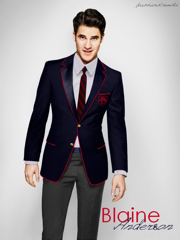 Blaine Anderson (Darren Criss)